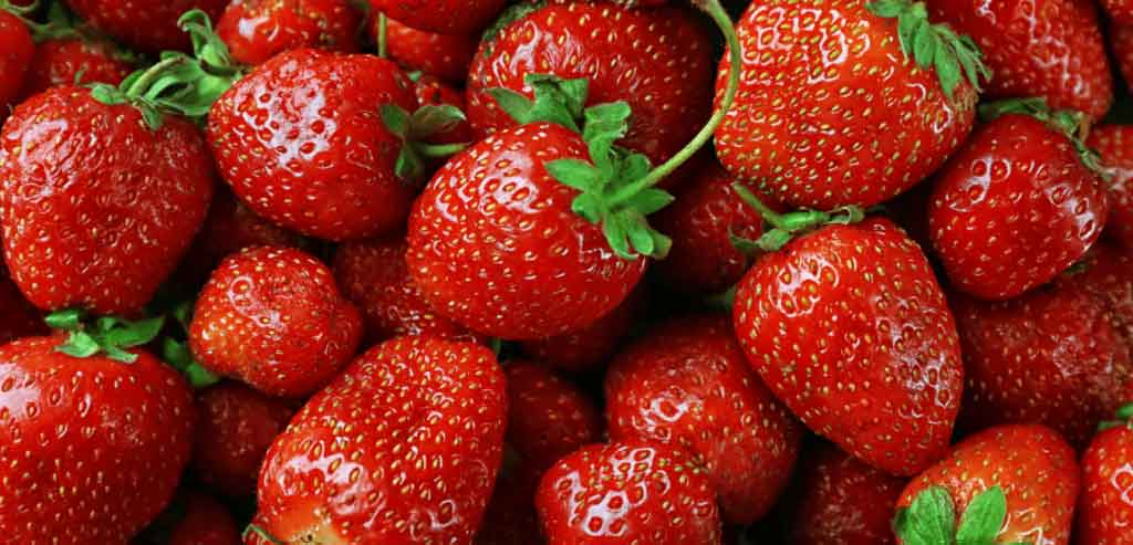 Strawberries benefits for health