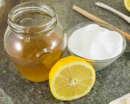 Baking Soda and Honey for Cough