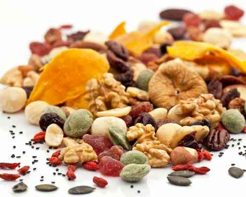 Health Benefits Of Different Nuts And Dry Fruits