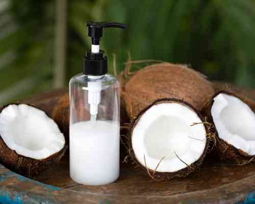How to Use Coconut Oil For Sweating