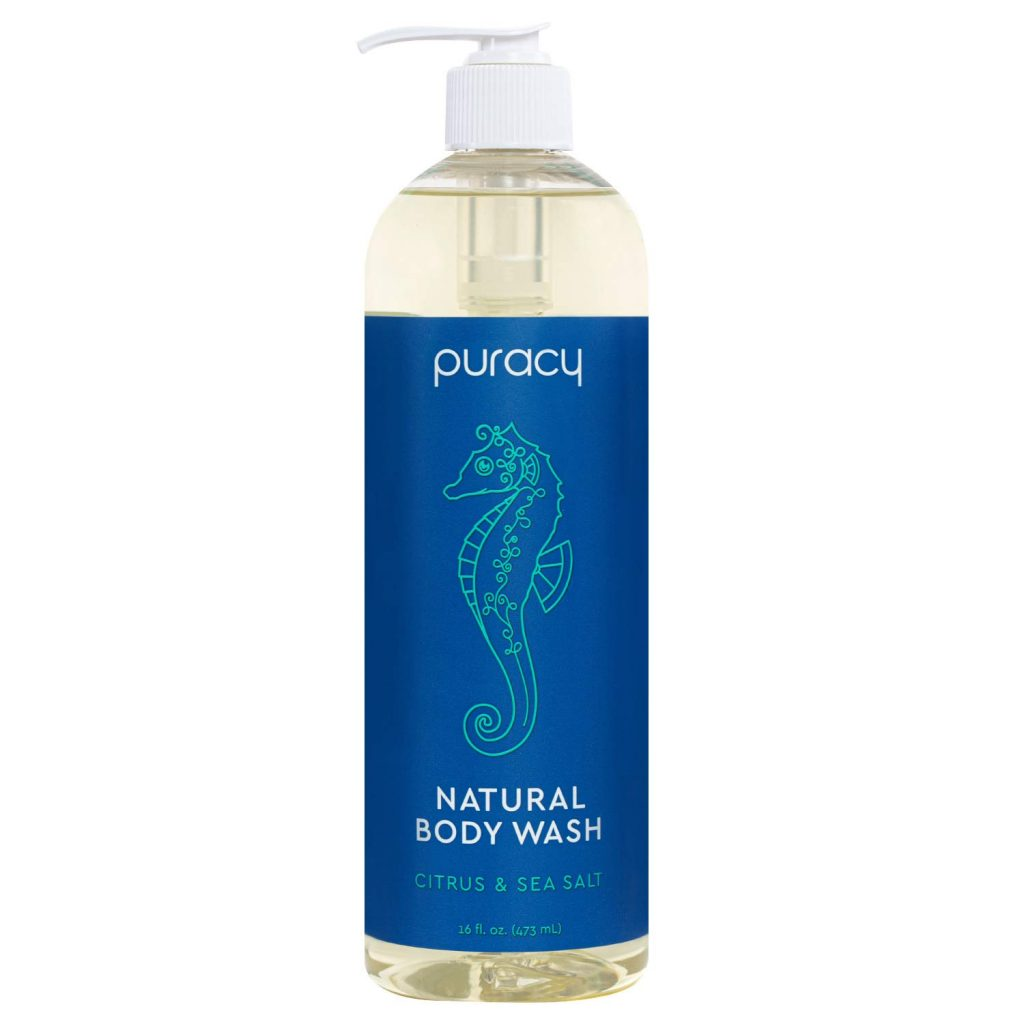 best natural acne body wash