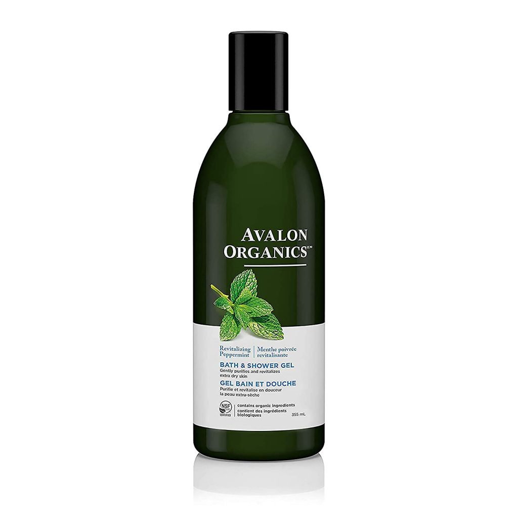 best natural body wash for eczema