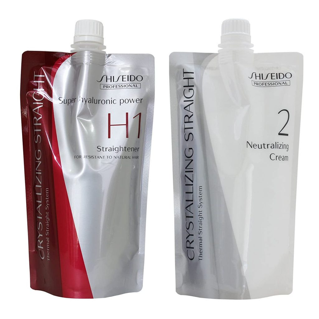 straightening creams for natural hair