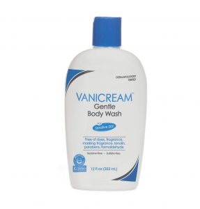 unscented antibacterial body wash