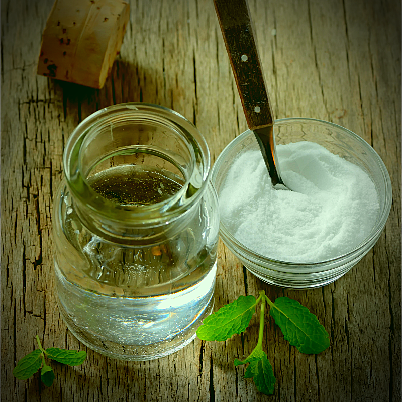 how to stop body odor naturally with baking soda