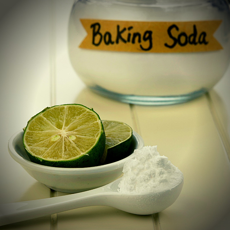 how to remove body odor with baking soda