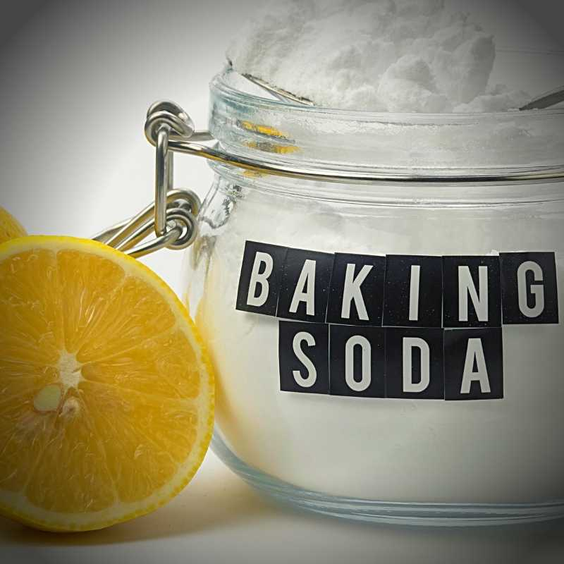 is baking soda good for your face