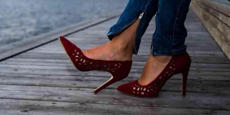 best closed toe heels for women